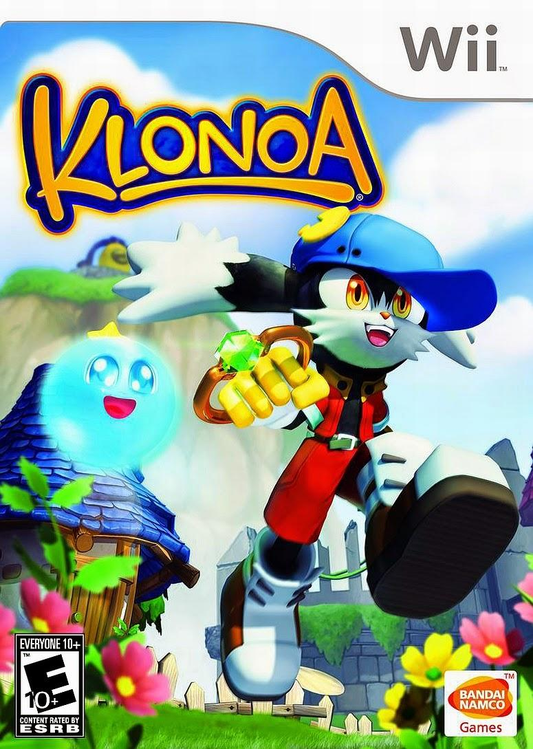 Image result for wii klonoa