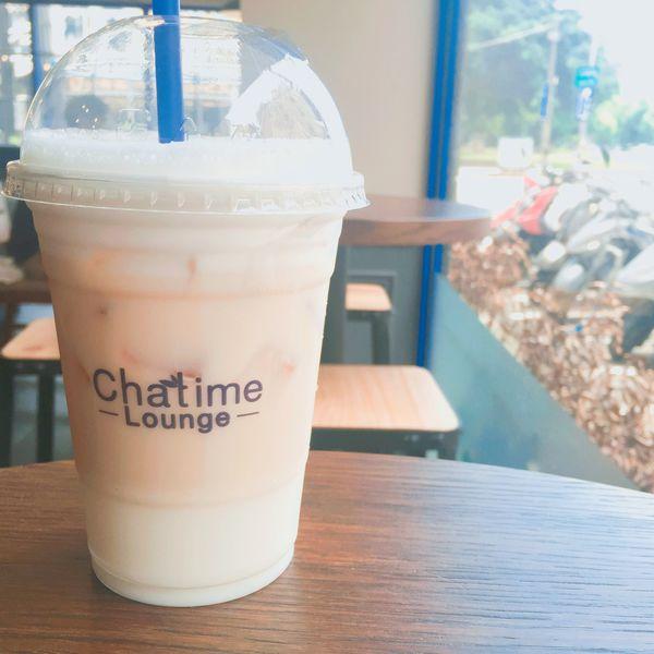 轉角遇見chatime lounge~給自己一杯下午茶的時間