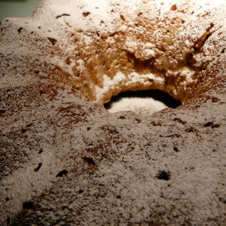 Amber Spice Cake for a Sweet Taste of Winter
