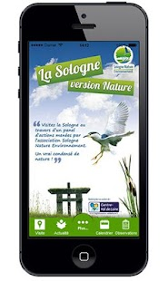 La Sologne version nature Capture d'écran