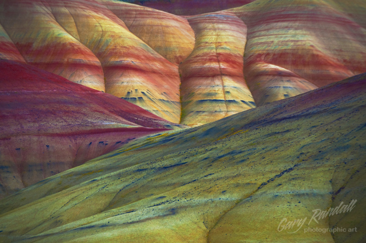 Photo: Painted Hills