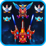 Chicken Shooter: Space Shooting Icon