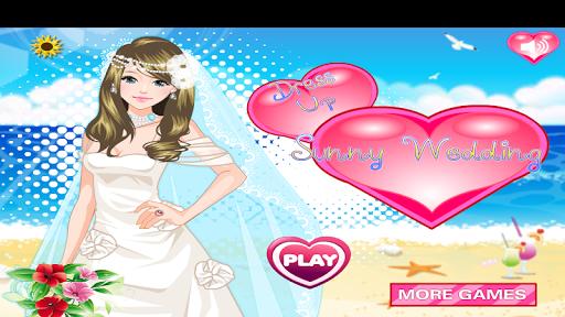 العاب تلبيس وتزيين العرائس