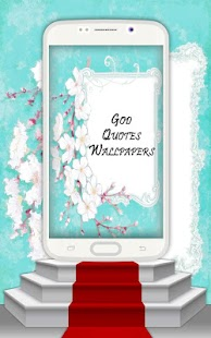 God Quotes Wallpapers - náhled