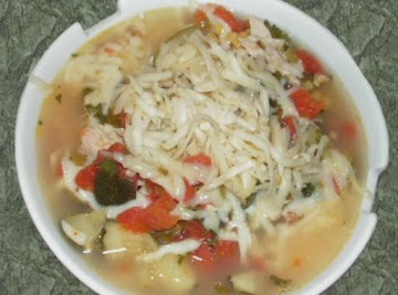Tortilla Soup - Family Favorite Recipe