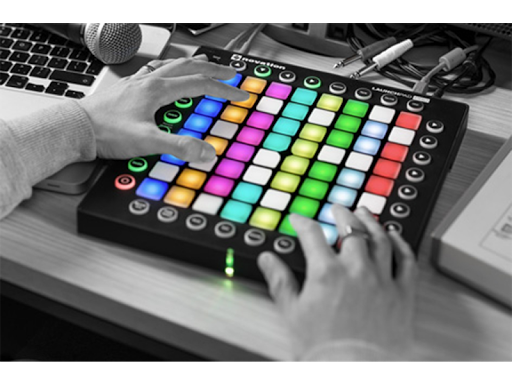 Dj EDM Pads Game apkpoly screenshots 1