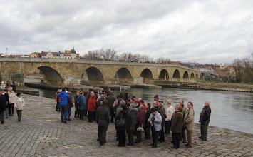 Photo: Most byl předlohou i pro podobné mosty v Čechách (Praha, Písek, Roudnice)