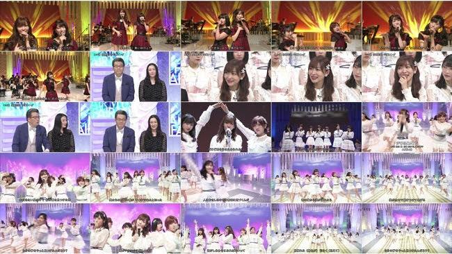 190420 (720p+1080i) AKB48 Part – MUSIC FAIR