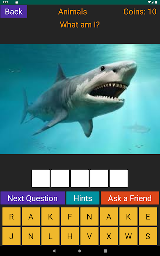 Animal Quiz - Guess from the Picture and Trivia screenshot 10