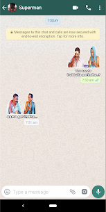 Tamil Stickers for WhatsApp (WAStickerApp) Download For Android 4