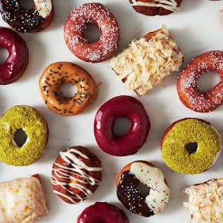Basic Yeast Doughnuts (with Many Variations)