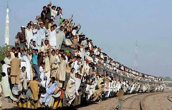 Safety at Work-Overloaded Train 003