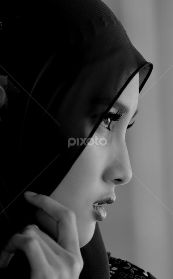 by Anwar Jayaningrat - Black & White Portraits & People (  )