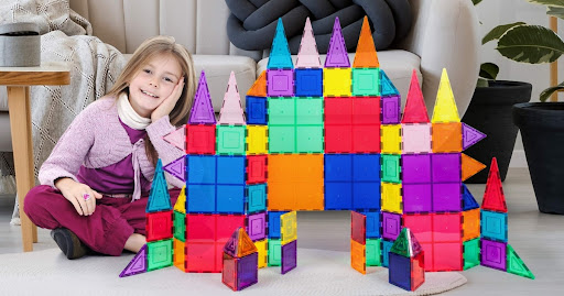 PicassoTiles 100-Piece Magnetic Building Block Set Just $38 Shipped on Amazon