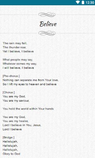 Planetshakers Lyrics Apk Download Apkpure
