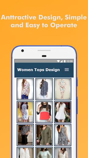 Best Women Tops Design Offline 2.0 screenshots 2