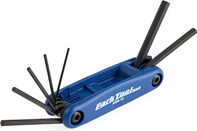 Park Tool AWS-10 Folding Hex Set alternate image 5