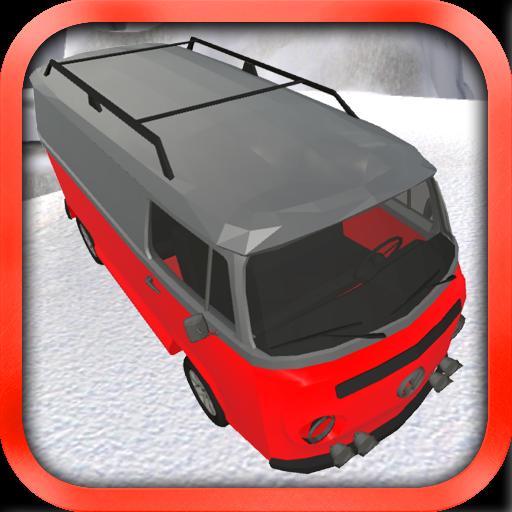 ロッキー·ヴァン·ヒルクライム·レーシング 賽車遊戲 App LOGO-APP試玩