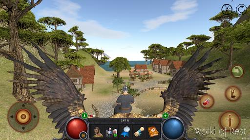World Of Rest: Online RPG 1.34.2 screenshots 3