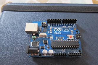 Photo: arduino uno with IC