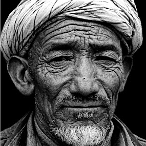 by Debashis Mukherjee - People Portraits of Men