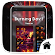 Download Burning Devil Theme for Computer Launcher For PC Windows and Mac