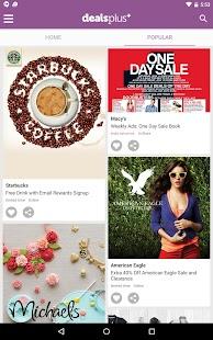 Coupons App & Weekly Ads- screenshot thumbnail