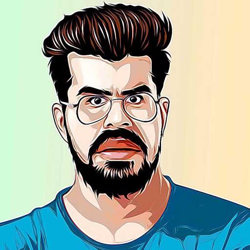 caricature maker - face app