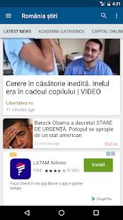 România știri - náhled
