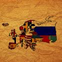 Quiz geograficzny - mapa polityczna Europy icon