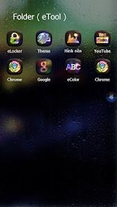 Twinkle - eTheme Launcher screenshot 4