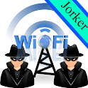 Wifi hacker (Joker) icon