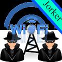 Wi-Fi hacker (joker) icon