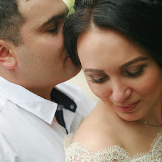 Wedding photographer Alevtina Shvidkova (Shvidkova). Photo of 22.06.2017