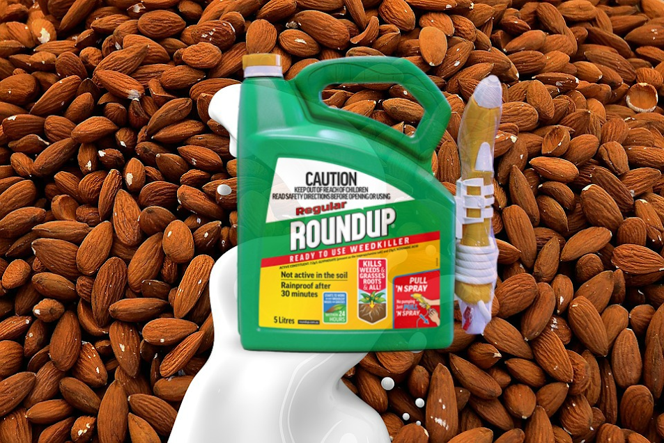 Glyphosate Residues Discovered In Almond Milk, Bread And Veggie Burgers