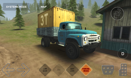 Dirt Trucker: Muddy Hills for PC