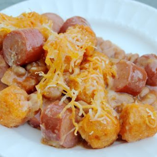Hot Dog Casserole Recipes.