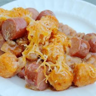 Sweet Potato Tater Tot Casserole Recipes.