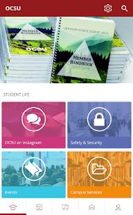 OC Students' Union - náhled