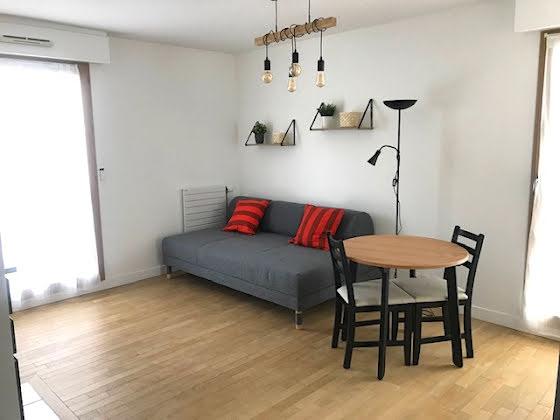 Appartement a louer boulogne-billancourt - 1 pièce(s) - 23.14 m2 - Surfyn