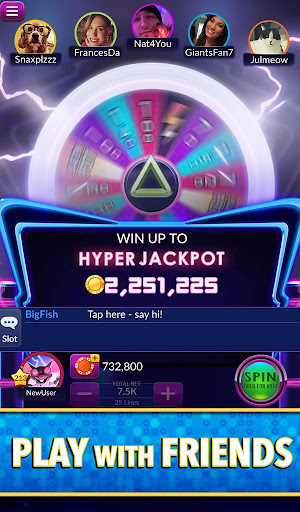 Big Fish Casino u2013 Play Slots & Vegas Games  screenshots 16
