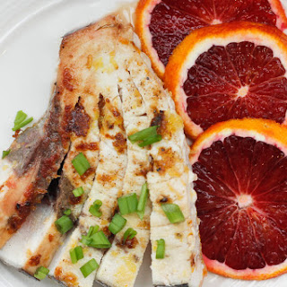 Citrus Seared Swordfish Recipe