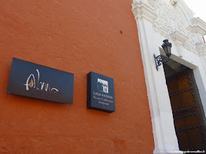 Photo: #013-L'hôtel Casa Andina Private Collection Arequipa.