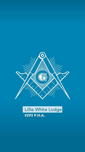 Lillie White Lodge 293 P.H.A.