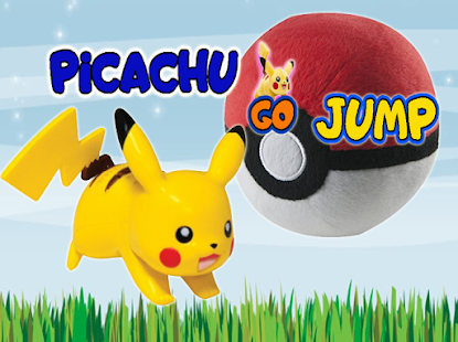 Picachu Go Jump Games - náhled