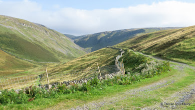 Photo: Great Rundale and Threlkeld Side, Dufton, Cumbria