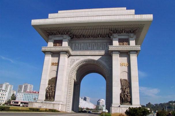 Arco do Triunfo de Pyongyang