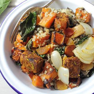 Tempeh Tagine Bowl [Vegan, Gluten-Free]