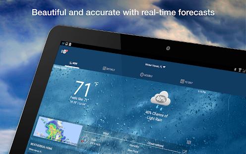 WeatherBug Screenshot 6