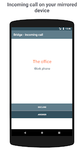 Bridge - mirror notifications Screenshot